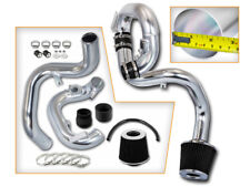 BCP BLACK 04-06 Scion xA xB bB 1.5L L4 Cold Air Intake Racing System + Filter