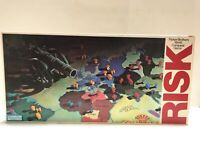 Vintage Original Risk Board Game Parker Brothers 1980 Complete #0044