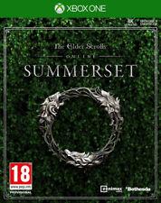The Elder Scrolls Online Summerset Xbox One * NEW SEALED PAL *