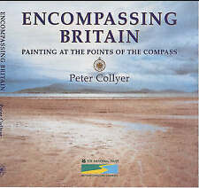 Encompassing Britain Paintng At The Points Of The Compass by Peter Collyer ZS44