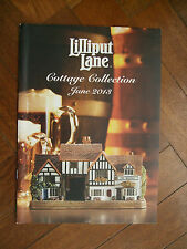 LILLIPUT LANE  -  Cottage Collection - June 2013 - as NEW
