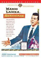 Serenade (1956 Mario Lanza) DVD NEW
