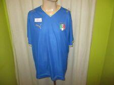 """Italien """"FIGC"""" Nr.780 Original Puma Heim Europameisterschaft Trikot 2008 Gr.XXL"""