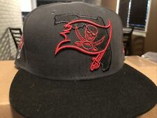 Tampa Bay Buccaneers NFL On-Field New Era 59FIFTY Fitted Hat Size 7 3/8