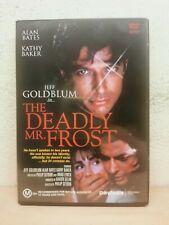 Deadly Mr Frost DVD HORROR MOVIE - RARE 1990 Jeff Goldblum , Kathy Baker