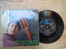 Cliff Richard E.P Carol Singers  SEG 8533 grubby on back