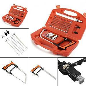 Protable 11in 1 Universal DIY Handsaws Set Handsaw Magic Saw Hand With Box