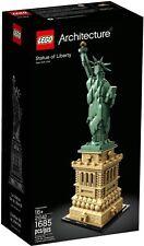 "LEGO 21042 Architecture Statue of Liberty ""Brand new in box"""