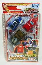 Transformers Henkei C-18 Universe Classics Legends Brawn Cliffjumper Beachcomber