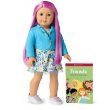 American Girl Doll Truly Me #87 Pink Hair, Brand New