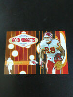 Tony Gonzalez-2005 Topps Football-Gold Nuggets-nrmt/mt/8-GN9-HOF-Chiefs