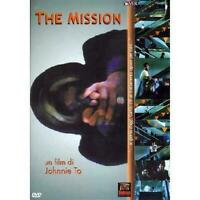 The Mission, Jonnie To, DVD nuovo