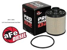11-16 6.7L Ford Powerstroke AFE Pro GUARD D2 44-FF014E Diesel Fuel Filter (3426)