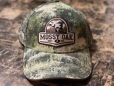 MOSSY OAK CAMO Stretch Fit Meshback L/XL Hat