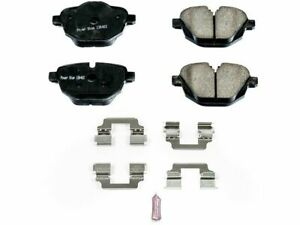 For 2014-2017 BMW i8 Disc Brake Pad and Hardware Kit Rear Power Stop 29483JM