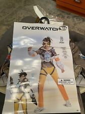Overwatch Deluxe Tracer Costume for Kids Small (4-6X) - NWT
