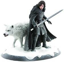 Dark Horse  Jon Snow And Ghost Limited Edition Statue