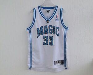 Rare Vintage Reebok NBA Orlando Magic Grant Hill Basketball Jersey