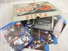 DEVIL MAY CRY 4 Special Edition Art Set PIZZA BOX w/CD PS4 Book Ltd *