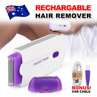 Instant Pain Free Touch Hair Removal Remover Laser Epilator Body Face Women AU