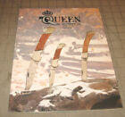 1981 QUEEN CUTLERY Retail Promotional Portfolio Great Knife Graphics & Resource
