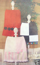 The Samantha Skirt Pattern Boutique Chic by Serendipity Gifts Size XXS-XXL NIP