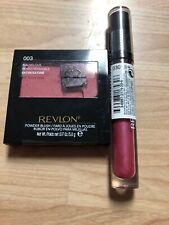 Revlon ColorStay Ultimate Liquid Lipstick - Miracle Mauve #030 & 003 Blush Mauv