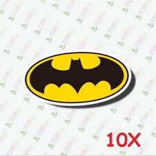 10x BATMAN sticker decal badge Logo emblem Ford Helmet Holden Car Bike Show Kids
