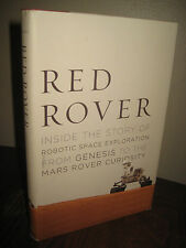 1st Edition RED ROVER Roger Wiens ROBOTIC Space Exploration MARS Science