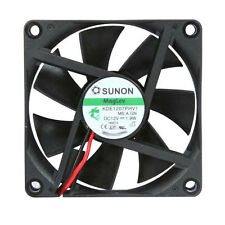 Sunon MagLev KDE1207PHV1 70mm x15mm CPU Cooling Fan 12V 4 Pin