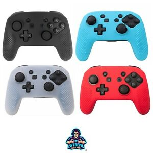EGP© Silicon Gamepad Case Grips Cover Skin for Nintendo Switch PRO Controller