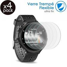 [Pack x4] Verre Fléxible Dureté 9H pour Emporio Armani AX7105 (45mm) Montre conn