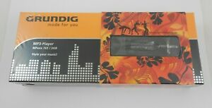 Rare Sealed Grundig MP3-Player MPaxx 703 2GB 700 Series Tina Turner Special
