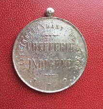 Congo Belge - Très Rare Médaille CHEFFERIE INDIGENE - ETAT INDEPENDANT