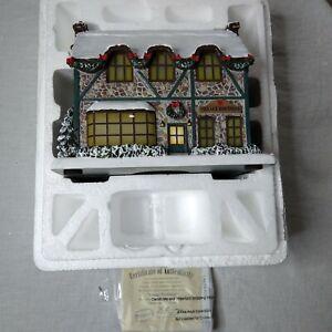 Hawthorne Village Thomas Kinkade Village Boutique Village Christmas Collection