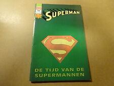 COMIC BALDAKIJN / SUPERMAN N° 100