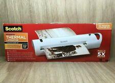 Scotch Advanced Thermal Laminator 13 Extra Wide Input Tl 1302