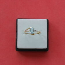 Unbranded Topaz Yellow Gold Fine Rings