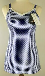 Holeproof Ladies Little Luxuries Soft Feel Camisole sizes 12 14 16 Colour Blue
