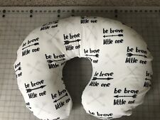 Boppy pillow cover *Super Soft Be Brave W/ Taggie Also Take Orders Usa