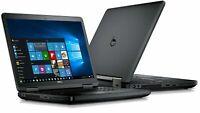 "Dell E5440 14"" Touchscreen Laptop, Core i5, 6/8Gb RAM, HDD or SSD, Win 7/10 Pro"