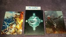 STEELBOOK JUST CAUSE 3 + SACRED 3 + HOMEFRONT THE REVOLUTION