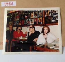 Shirley Manson & Garbage, Butch Vig, Steve Marker & Duke Erickson  Promo Print