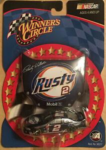 Winner's Circle 2003 Rusty Wallace 1/64 Mobile #2 Car Hood NASCAR