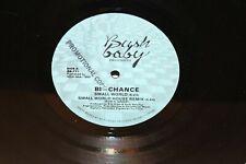 Bi-Chance Electronic Freestyle Bush Baby Records Miami BB-111 PROMO copy