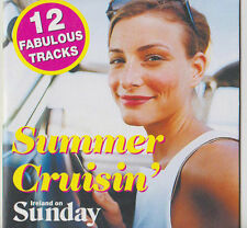 SUMMER CRUISIN` PROMO CD IRENE CARA GLORIA GAYNOR MUNGO JERRY ODYSSY BERLIN