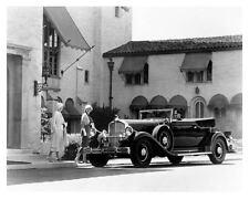 1932 Pierce Arrow Model 53 Convertible Factory Photo c6436-3CTZUN
