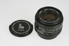 Canon FD 1,8/50 mm Normalobjektiv # 462831
