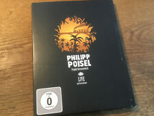 Philipp Poisel - Projekt Seerosenteich / Live im Circus Krone [DVD] 2012