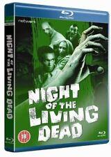 Night Of The Living Dead [1968] [Region Free] (Blu-ray) Judith O'Dea
